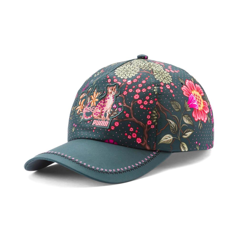 Зображення Puma Кепка PUMA x LIBERTY Garden Women's Cap #1: Green Gables-AOP