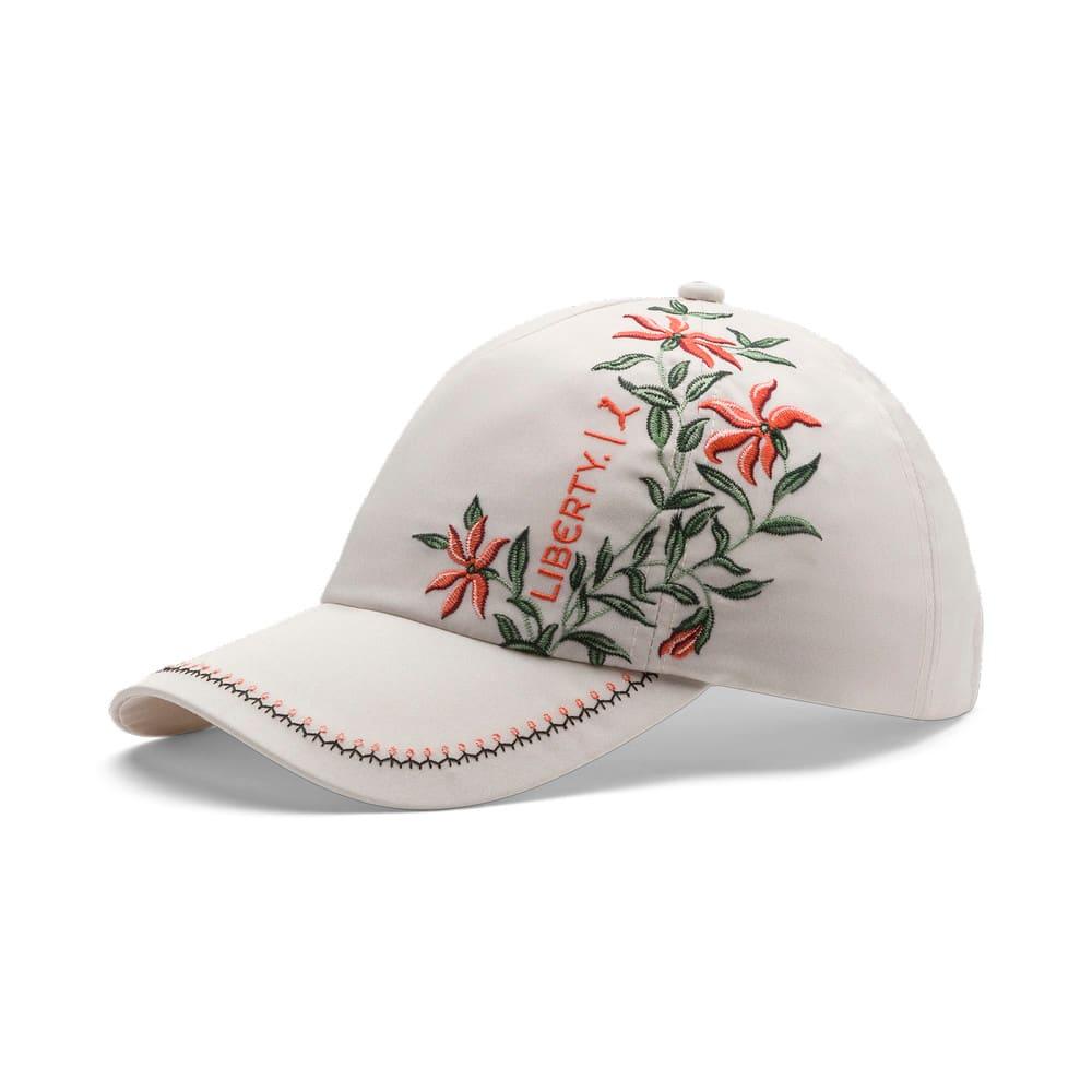 Изображение Puma Кепка PUMA x LIBERTY Garden Women's Cap #1