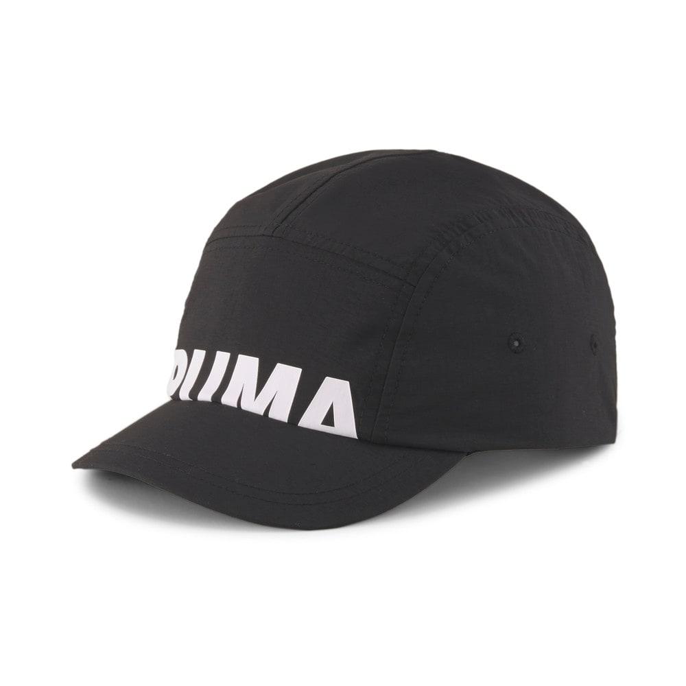 Зображення Puma Кепка Short Visor Cap #1: Puma Black