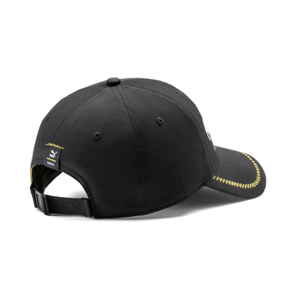 Изображение Puma Детская кепка PUMA x PEANUTS Youth Baseball Cap #2