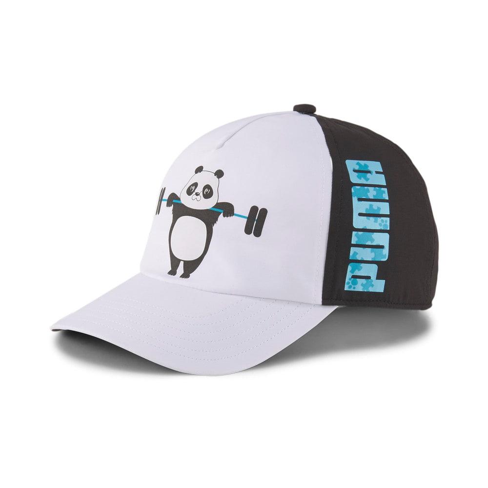 Изображение Puma Детская кепка Animal Youth Baseball Cap #1