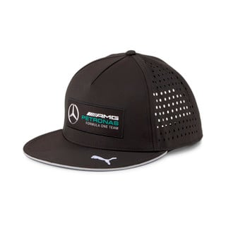 Изображение Puma Кепка Mercedes F1 Flat Brim Cap