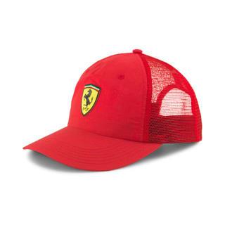 Изображение Puma Кепка Scuderia Ferrari Trucker Cap
