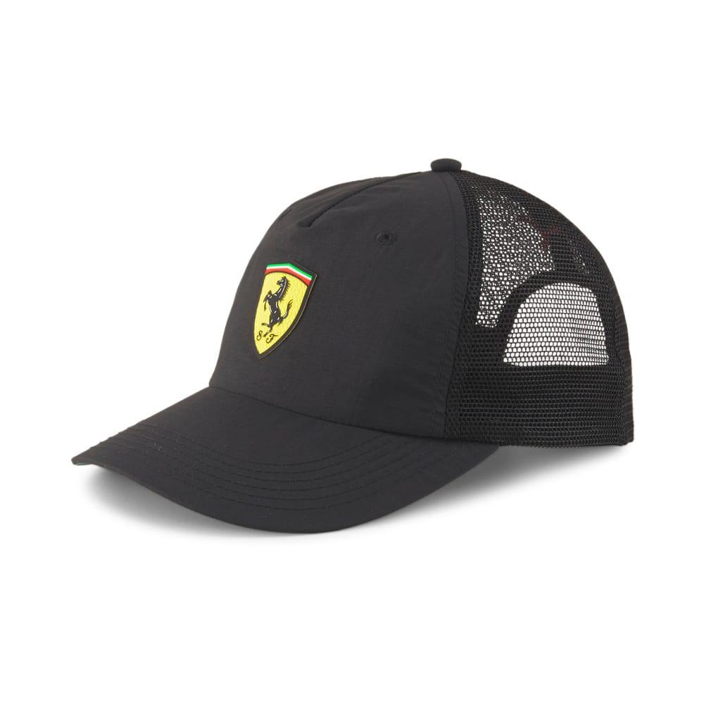 Изображение Puma Кепка Scuderia Ferrari Trucker Cap #1
