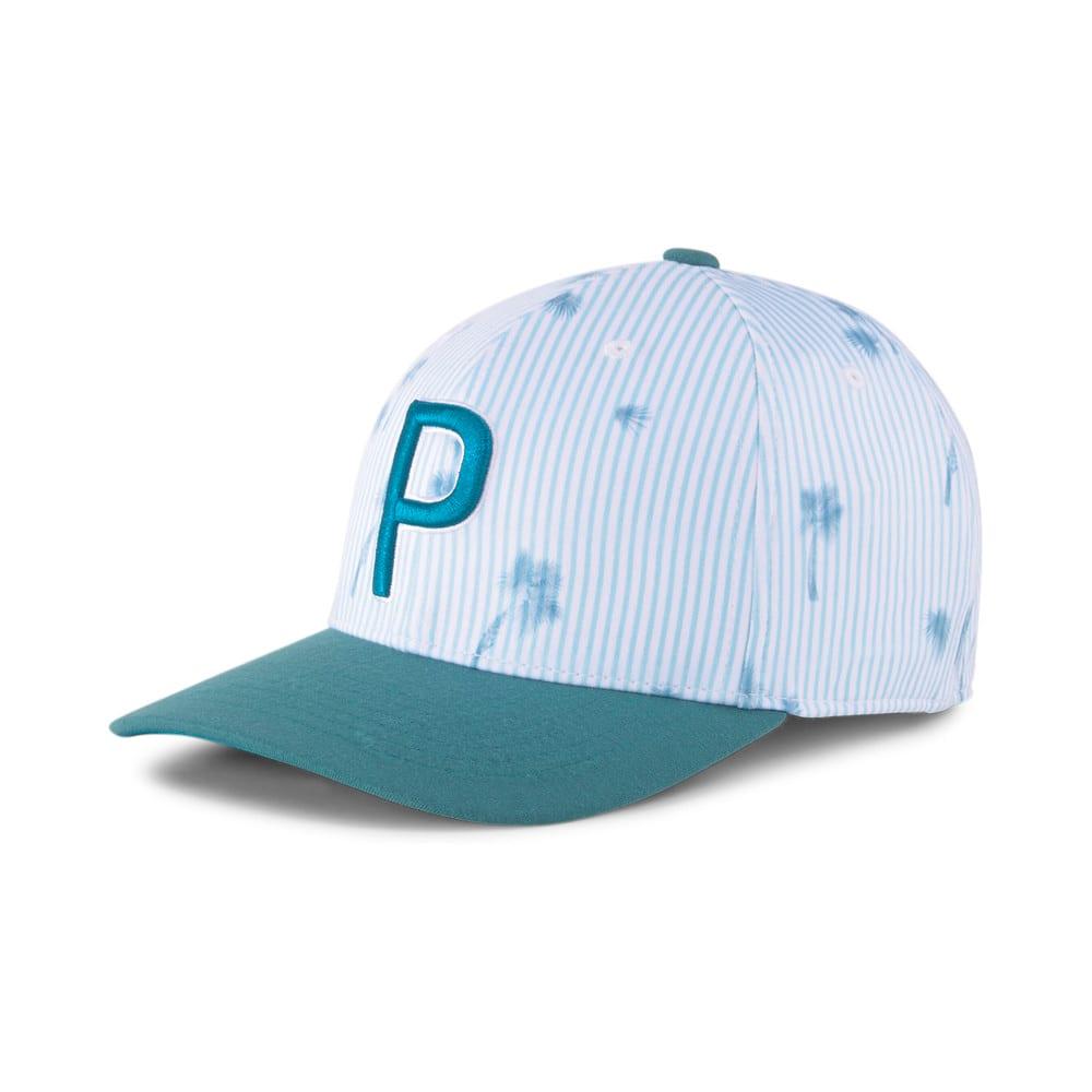 Image Puma Seersucker P 110 Snapback Men's Golf Cap #1