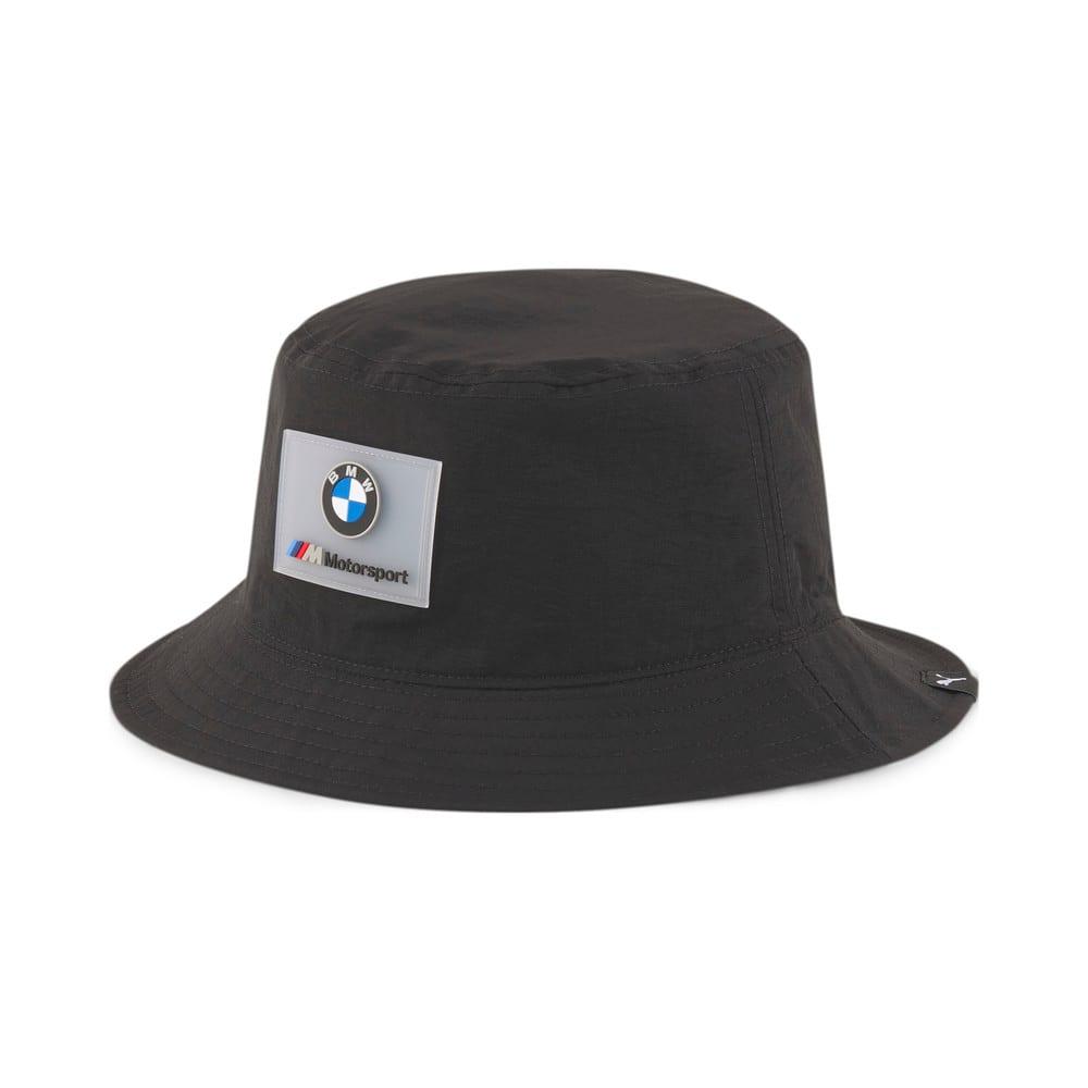 Изображение Puma Панама BMW M Motorsport Bucket Hat #1: Puma Black