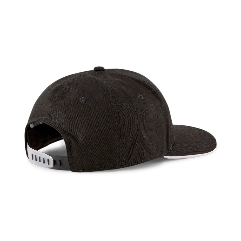 Изображение Puma Кепка Low Curve Basketball Cap #2: Puma Black