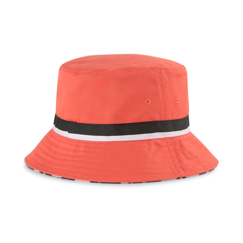 Изображение Puma Панама Basketball Bucket Hat #2: fiery coral