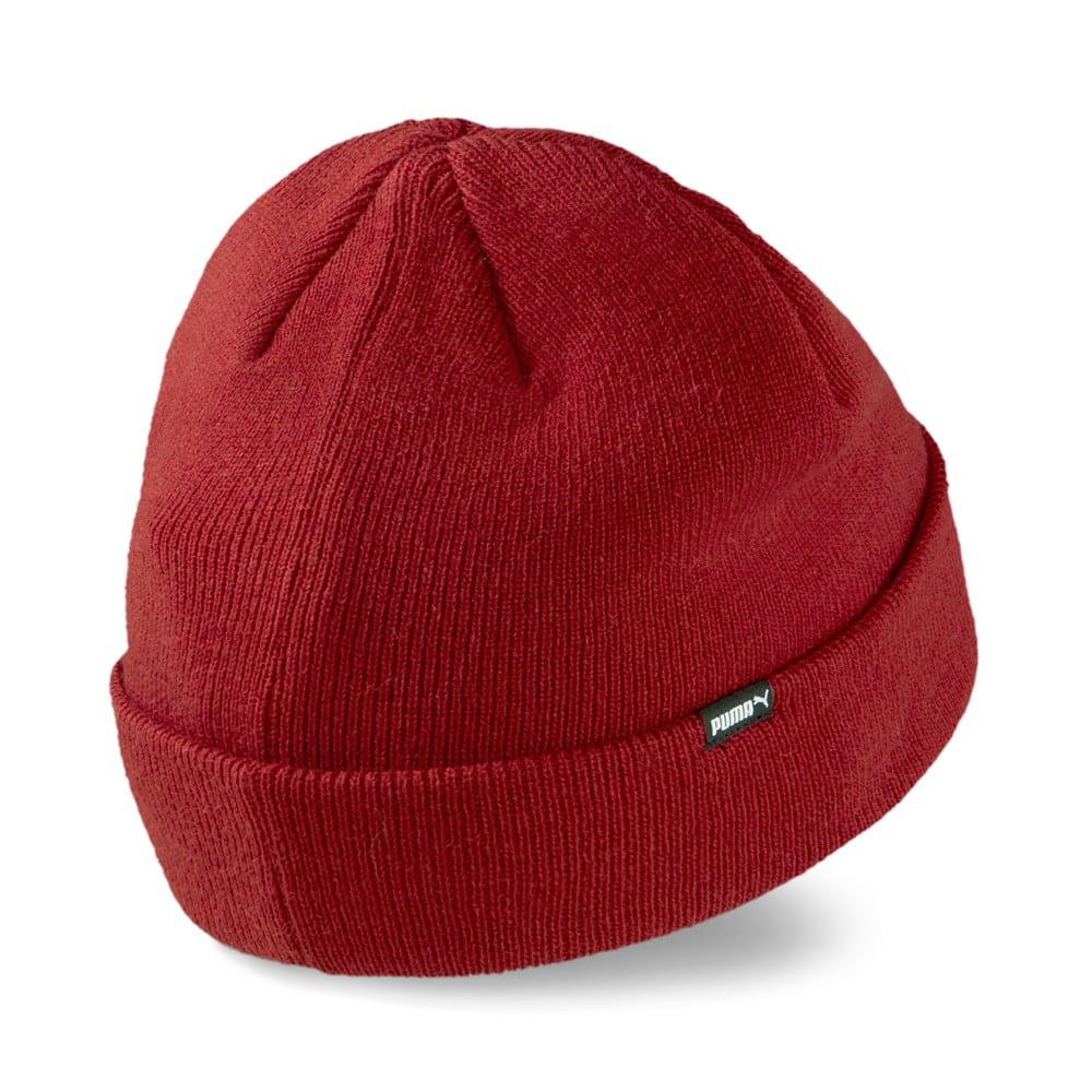 Зображення Puma Шапка Classics Cuff Beanie #2: Intense Red