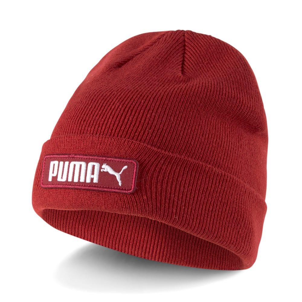 Зображення Puma Шапка Classics Cuff Beanie #1: Intense Red
