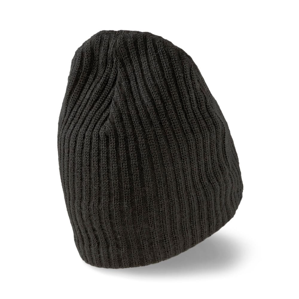 Изображение Puma Шапка Slouchy Cuffless Beanie #2: Puma Black