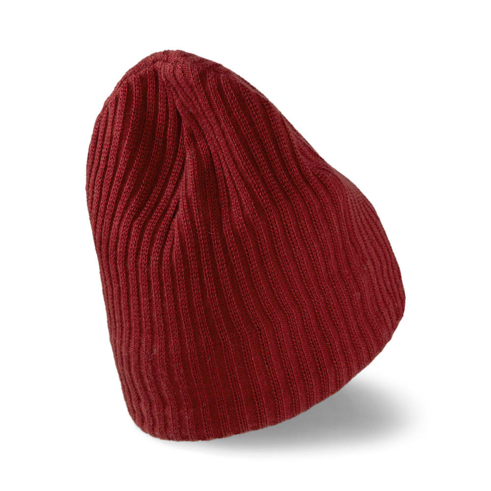 Изображение Puma Шапка Slouchy Cuffless Beanie #2: Intense Red