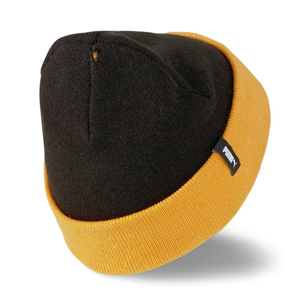 Зображення Puma Дитяча шапка Animal Classic Cuffed Youth Beanie #2: Puma Black