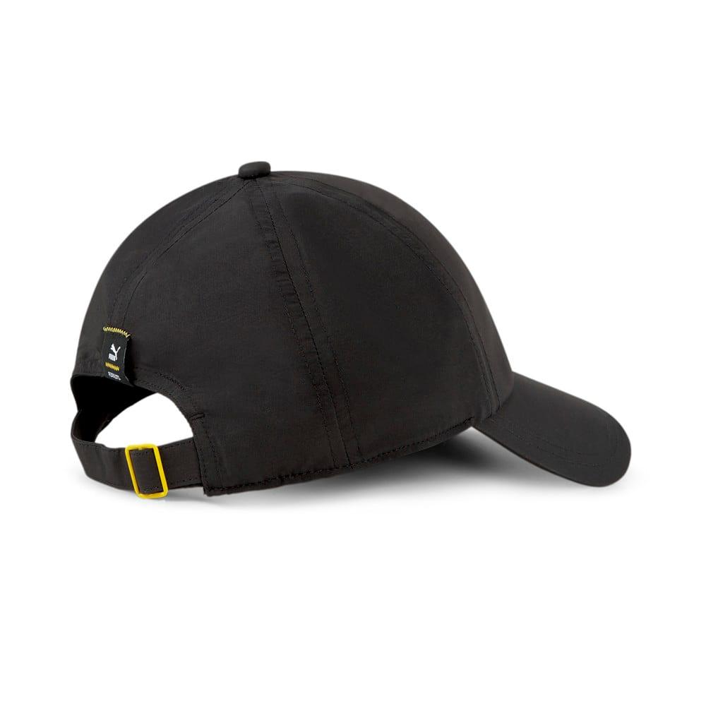 Изображение Puma Детская кепка PUMA x PEANUTS Youth Baseball Cap #2: Puma Black