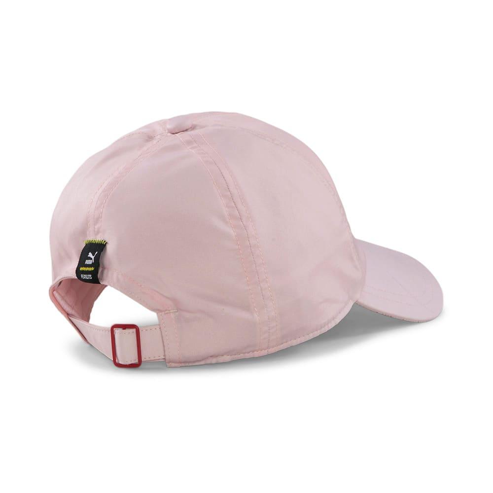 Изображение Puma Детская кепка PUMA x PEANUTS Youth Baseball Cap #2: Lotus