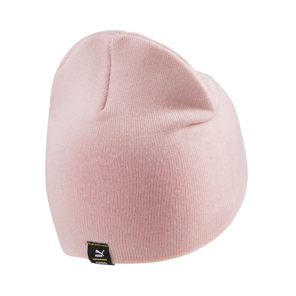 Изображение Puma Детская шапка PUMA x PEANUTS Classic Youth Beanie #2: Lotus
