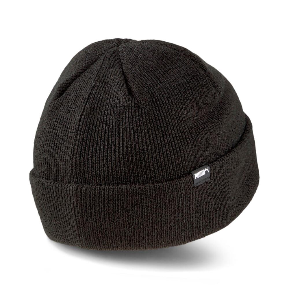 Зображення Puma Дитяча шапка Classic Cuff Youth Beanie #2: Puma Black
