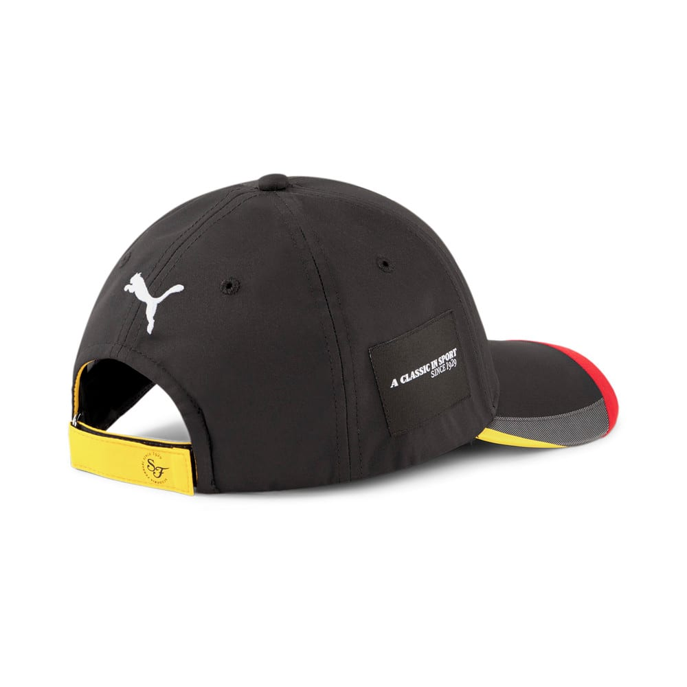 Изображение Puma Кепка Scuderia Ferrari Sportswear Statement Baseball Cap #2