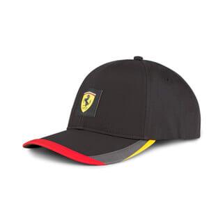 Изображение Puma Кепка Scuderia Ferrari Sportswear Statement Baseball Cap
