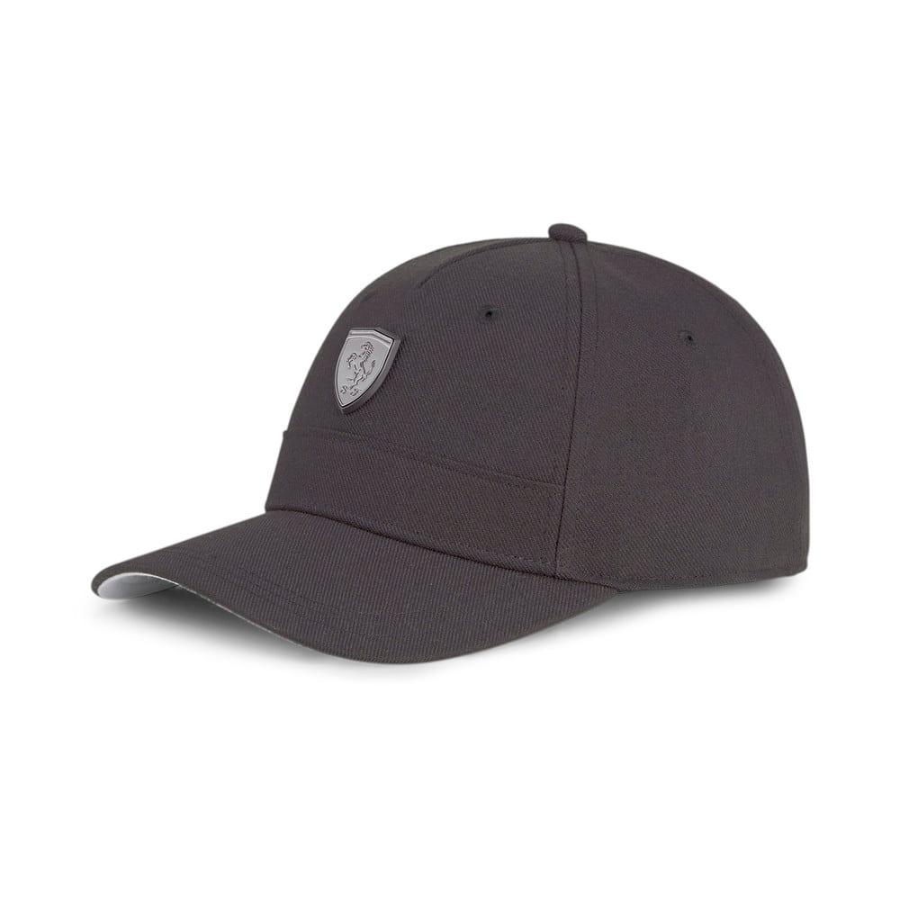Зображення Puma Кепка Scuderia Ferrari SPTWR Style Baseball Cap #1: Puma Black