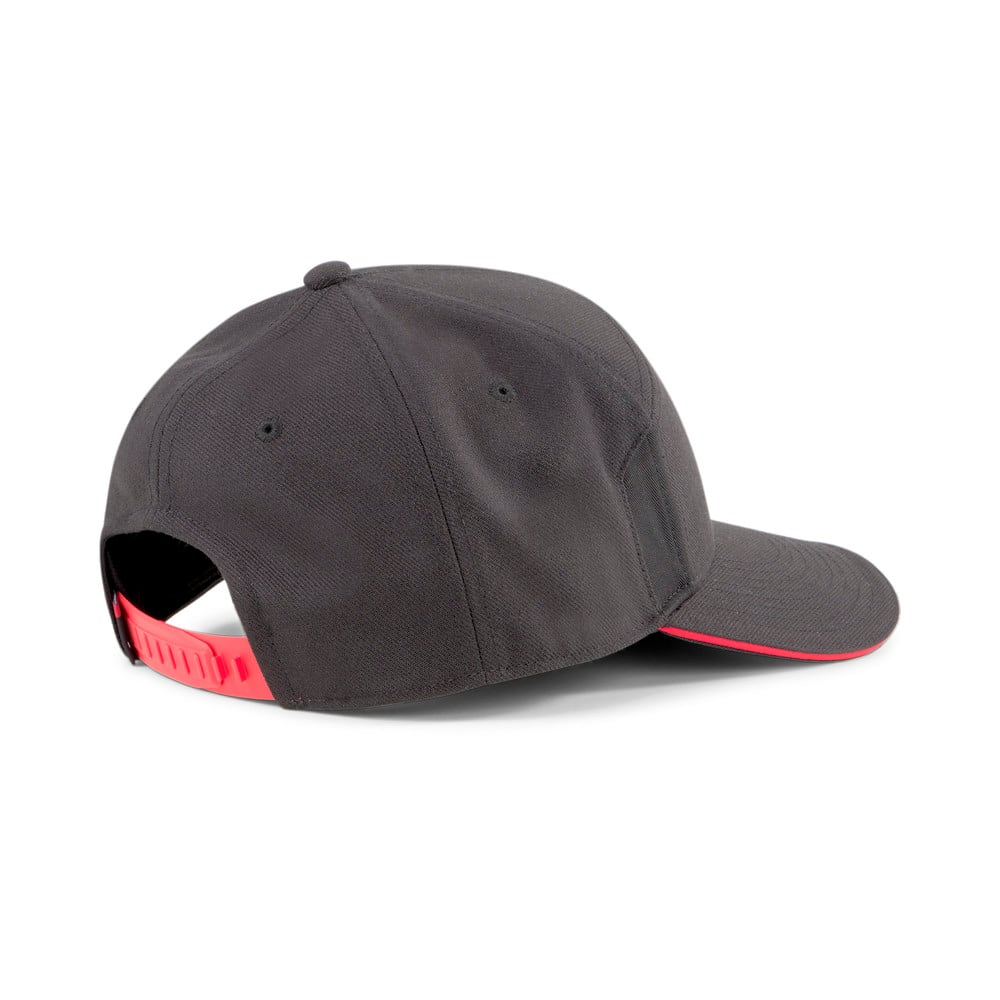 Зображення Puma Кепка Scuderia Ferrari Sportswear Style Low Curve Cap #2: Puma Black