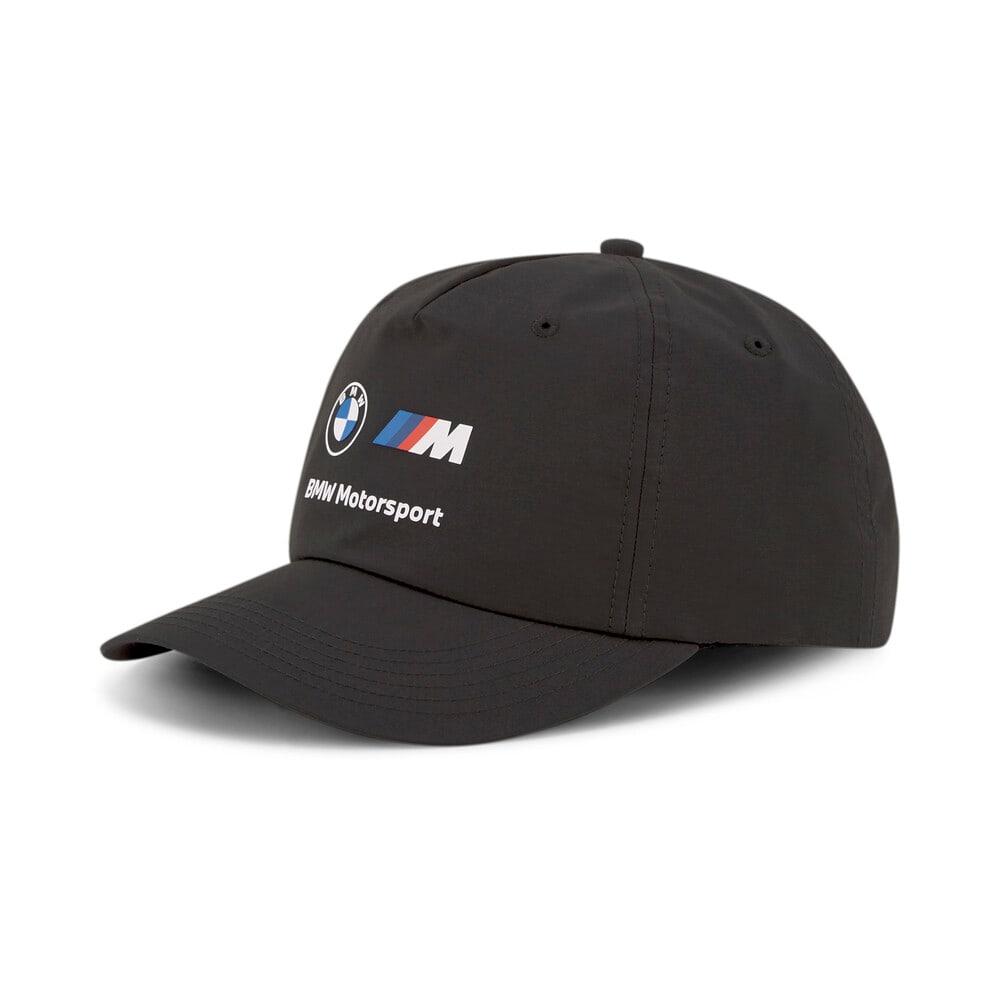 Зображення Puma Кепка BMW M Motorsport Heritage Baseball Cap #1: Puma Black