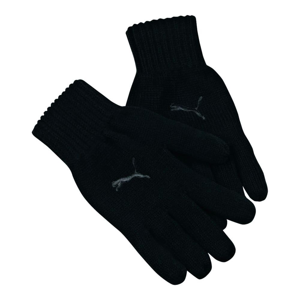 Зображення Puma В'язані рукавички Fundamentals Knit Gloves #1