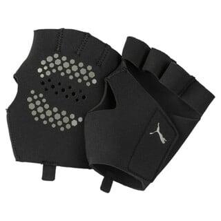 Image Puma Essential Premium Grip Cut Fingered Training Gloves
