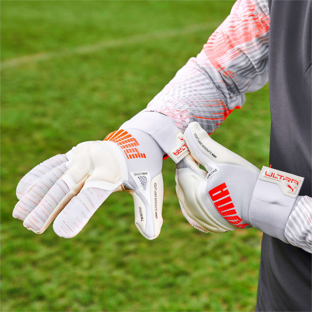 Изображение Puma Вратарские перчатки PUMA ULTRA Grip 1 Hybrid Pro #2