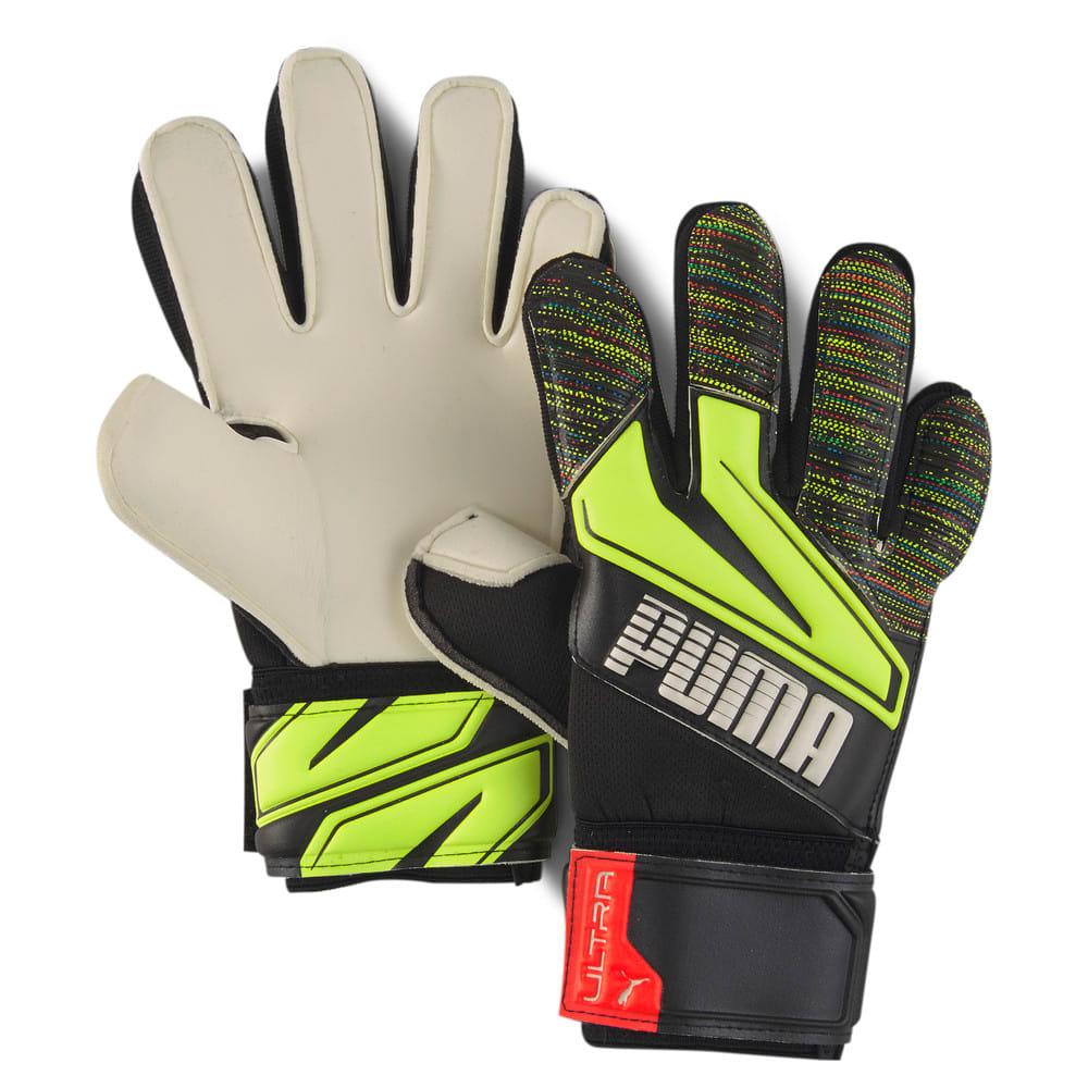 Изображение Puma Вратарские перчатки ULTRA Grip 1 Youth RC Goalkeeper Gloves #1