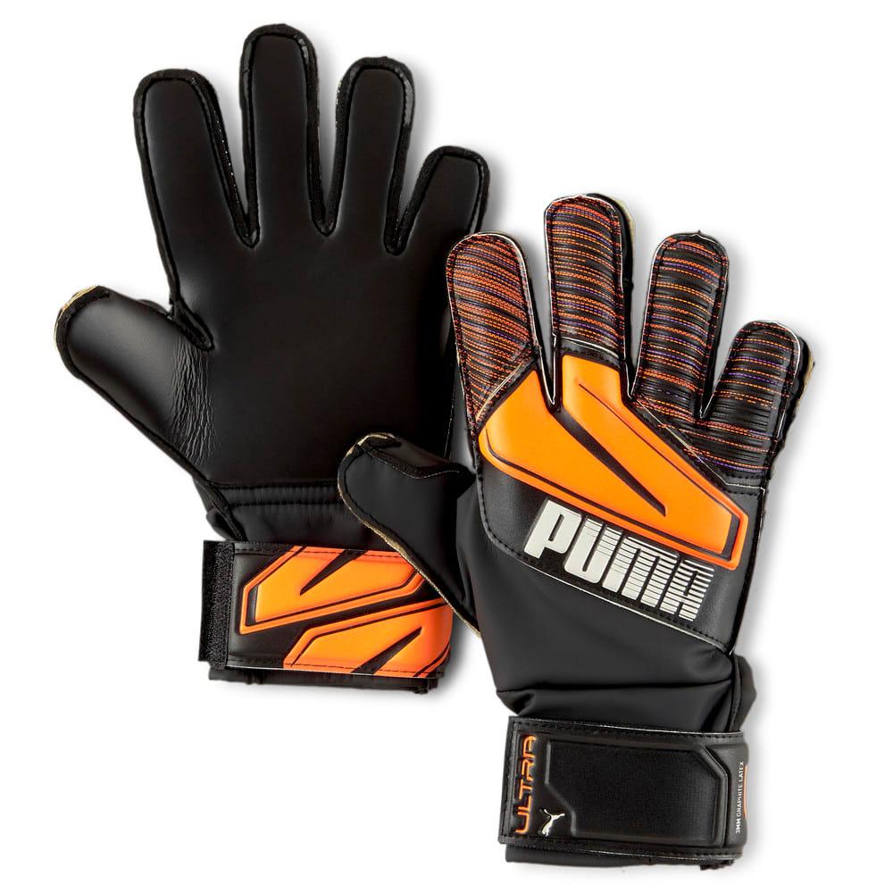 Изображение Puma Детские вратарские перчатки PUMA ULTRA Protect 3 Jr RC #1
