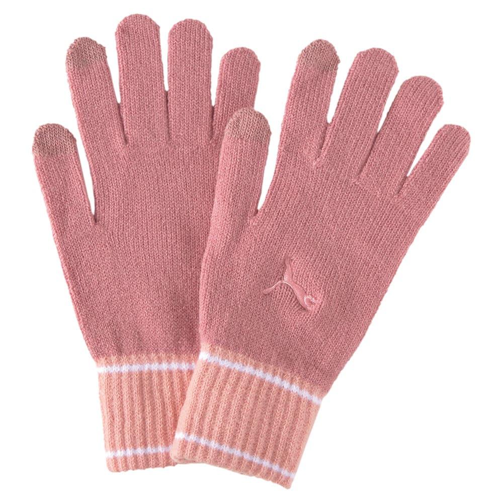 Изображение Puma Перчатки PUMA Knit Gloves #1