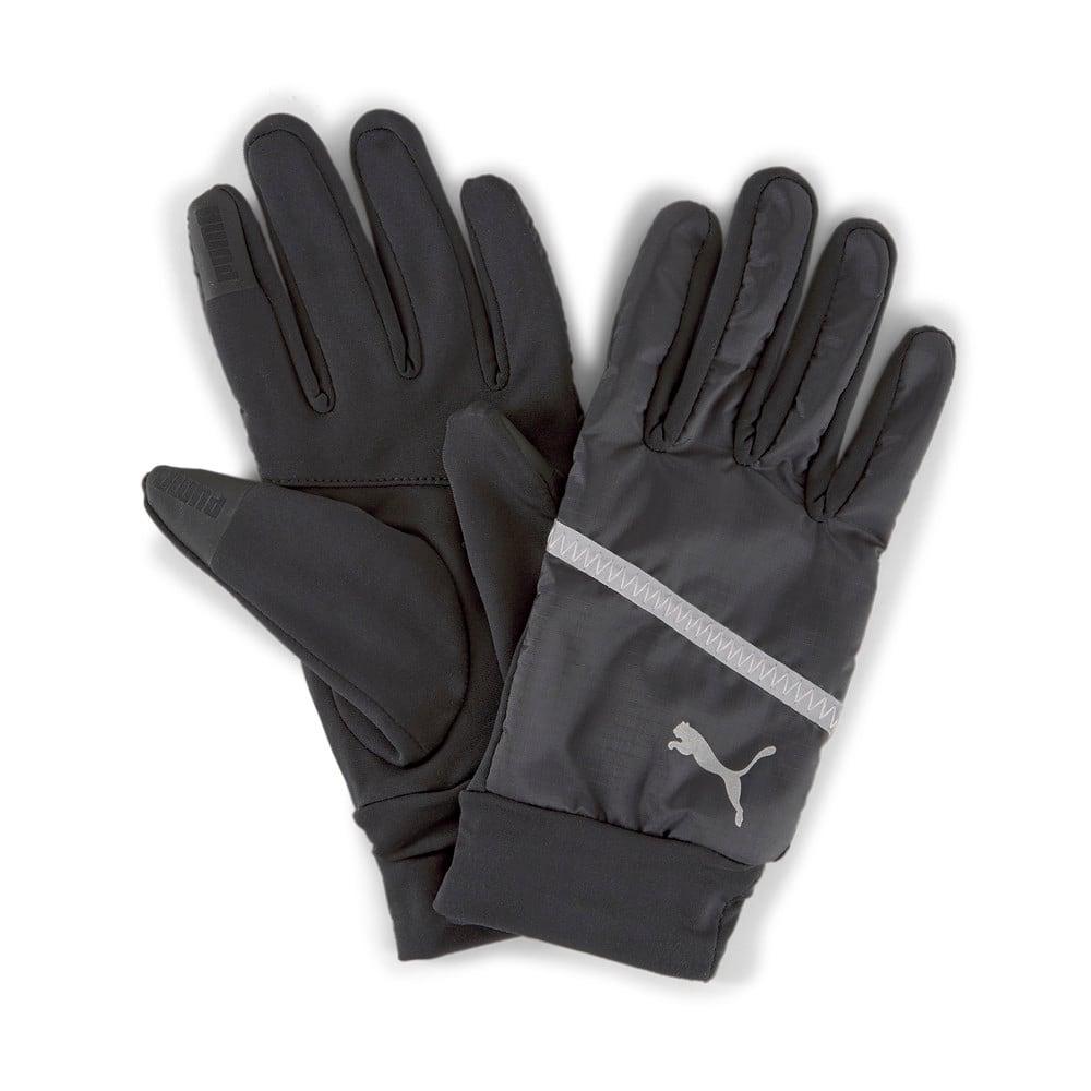 Изображение Puma Перчатки Winter Running Gloves #1: Puma Black