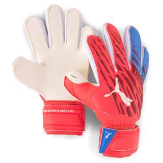 Изображение Puma Детские вратарские перчатки ULTRA Grip 1 Regular Cut Youth Goalkeeper Gloves