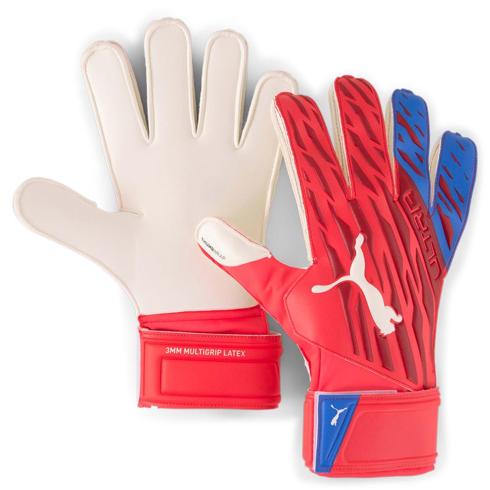 Изображение Puma Вратарские перчатки ULTRA Grip 3 Regular Cut Goalkeeper Gloves #1