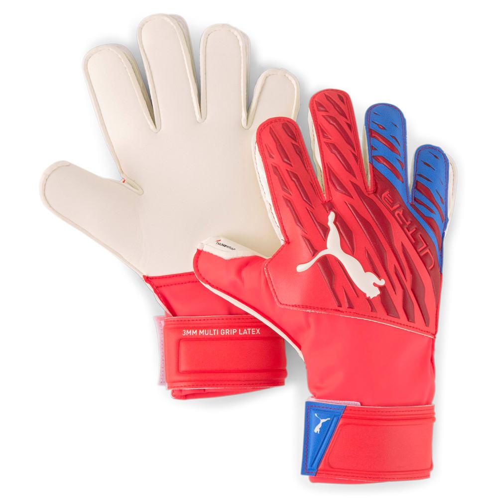 Image Puma ULTRA Protect 3 Regular Cut Youth Goalkeeper Gloves #1