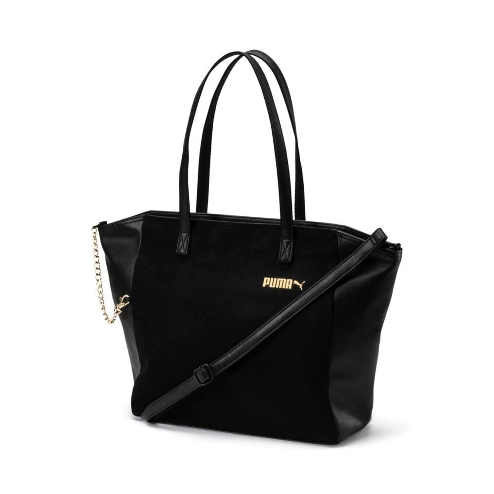Görüntü Puma PREMIUM Suede Kadın Alışveriş Çantası #1