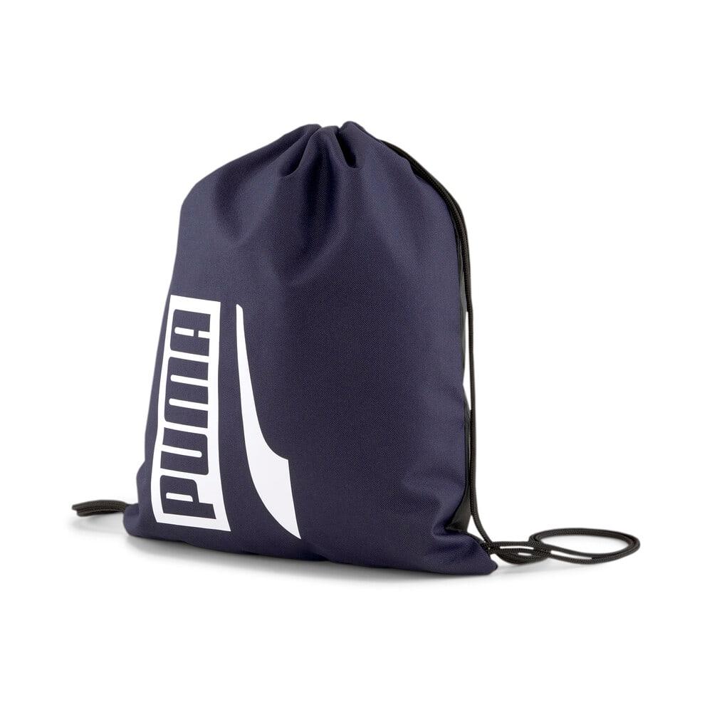 Изображение Puma Сумка-рюкзак PUMA Plus Gym Sack II #1