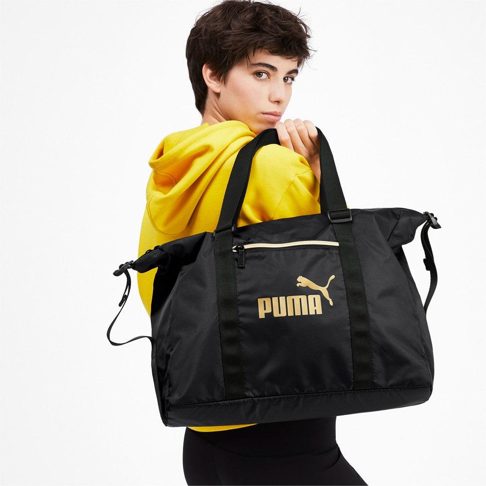 Изображение Puma Сумка WMN Core Seasonal Duffle Bag #2
