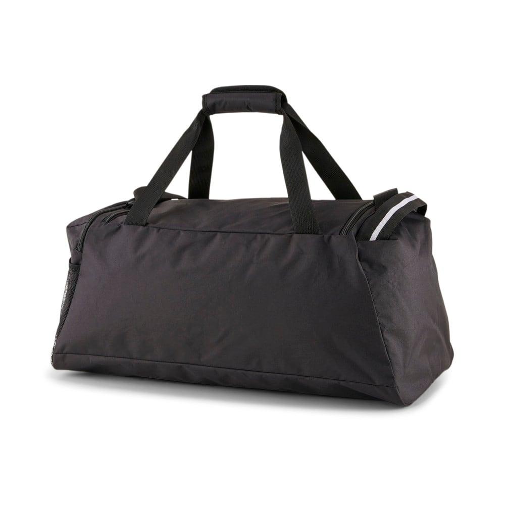 Изображение Puma Сумка Fundamentals Sports Bag M #2: Puma Black