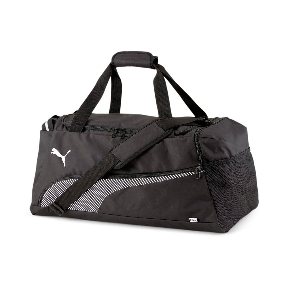 Изображение Puma Сумка Fundamentals Sports Bag M #1: Puma Black