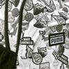 Зображення Puma Рюкзак PUMA Academy Backpack #3: Puma White-Puma Black-Archive AOP