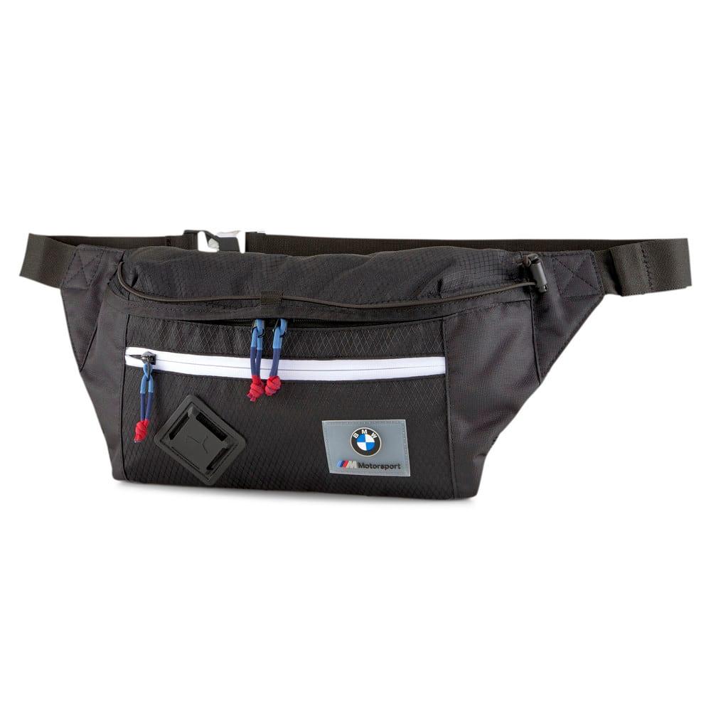 Изображение Puma Сумка на пояс BMW M MTSP Waist Bag #1