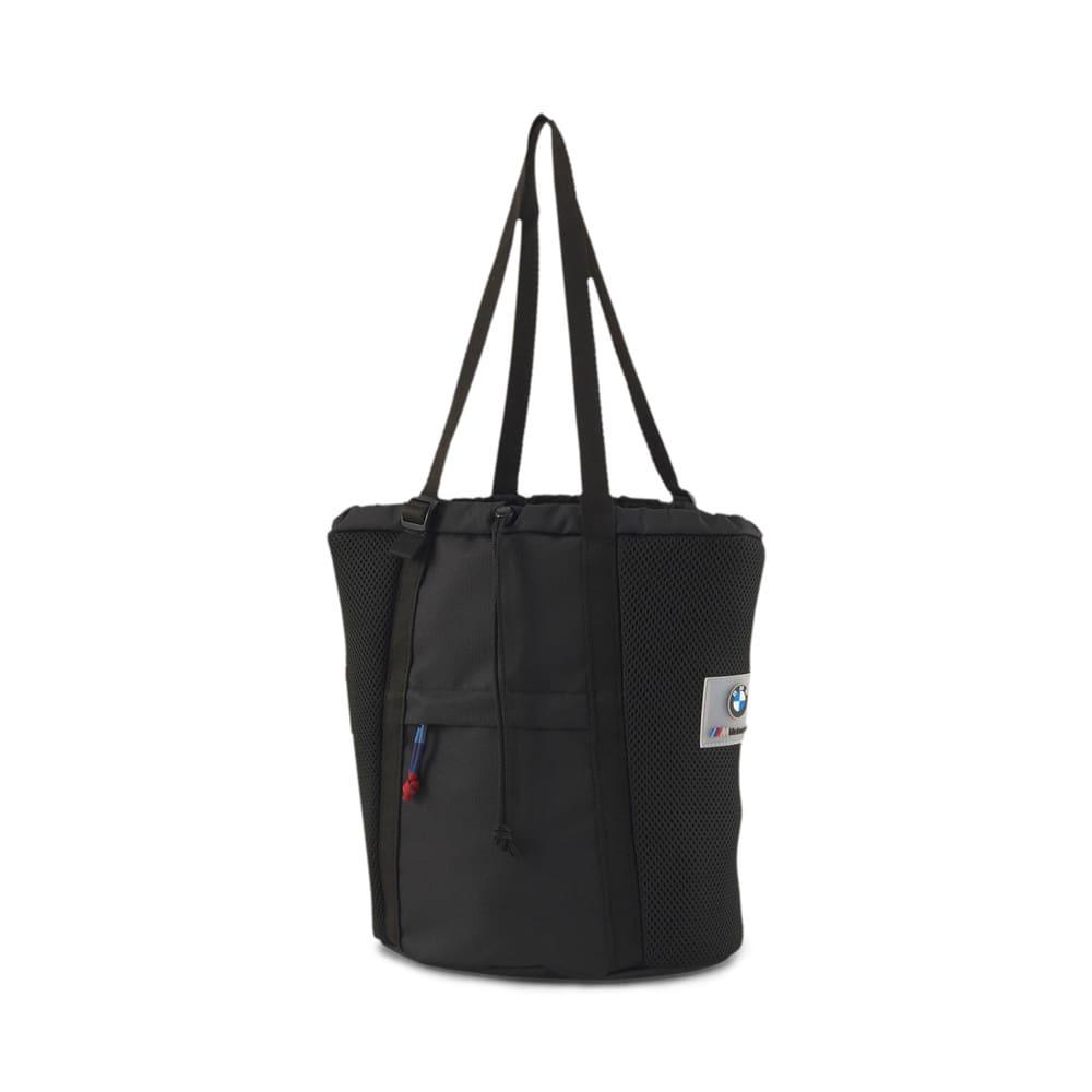 Изображение Puma Сумка BMW M MTSP Drawstring Bag #1