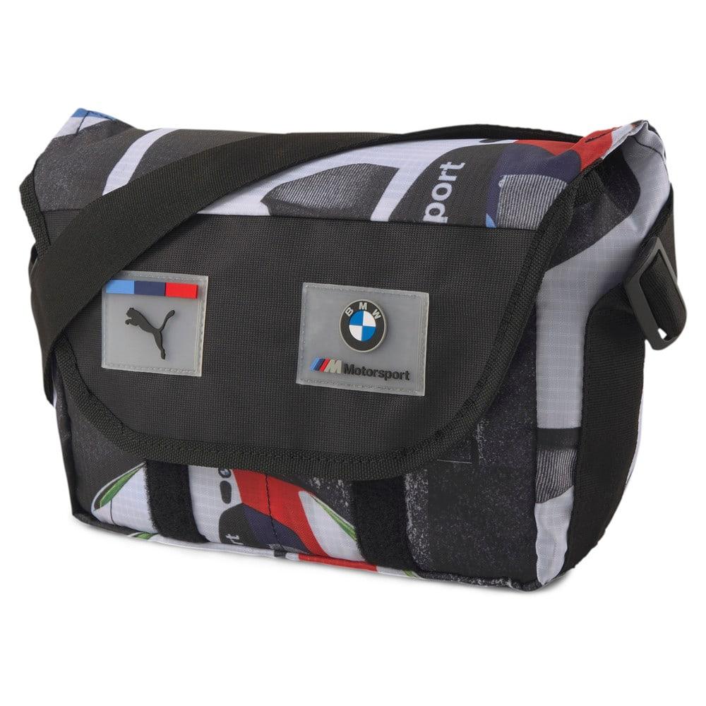 Изображение Puma Сумка BMW M MTSP Street Mini Msgr #1