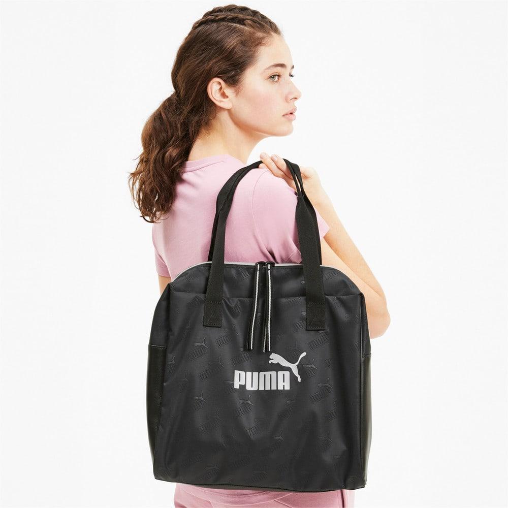 Зображення Puma Сумка WMN Core Up Large Shopper #2