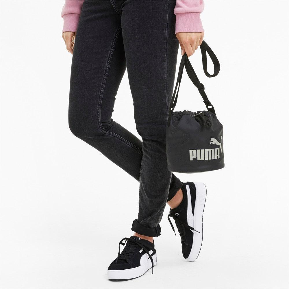 Image PUMA Bolsa Saco Bucket Core Up Small Feminina #2