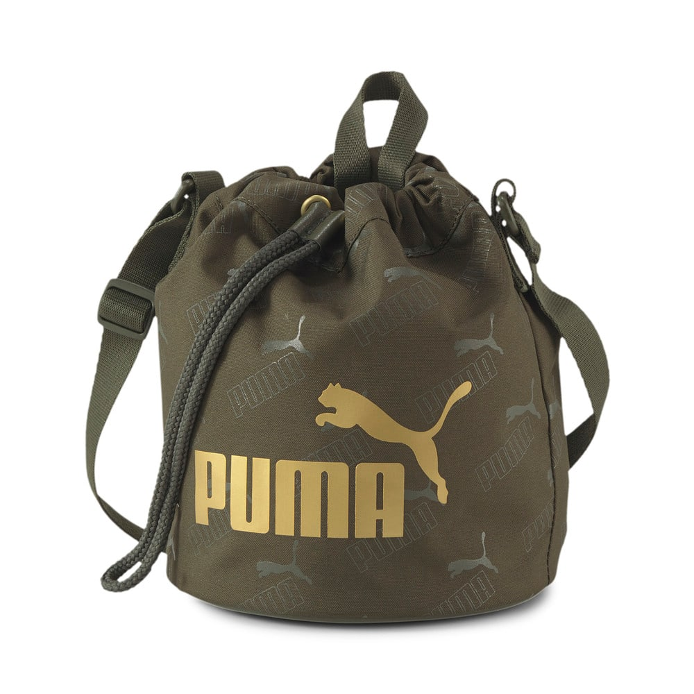 Imagen PUMA Bolso pequeño tipo saco Core para mujer #1
