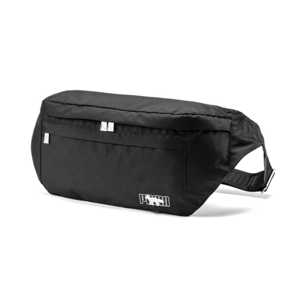Зображення Puma Сумка на пояс PUMA x MAISON KITSUNÉ Waist Bag #1: Puma Black
