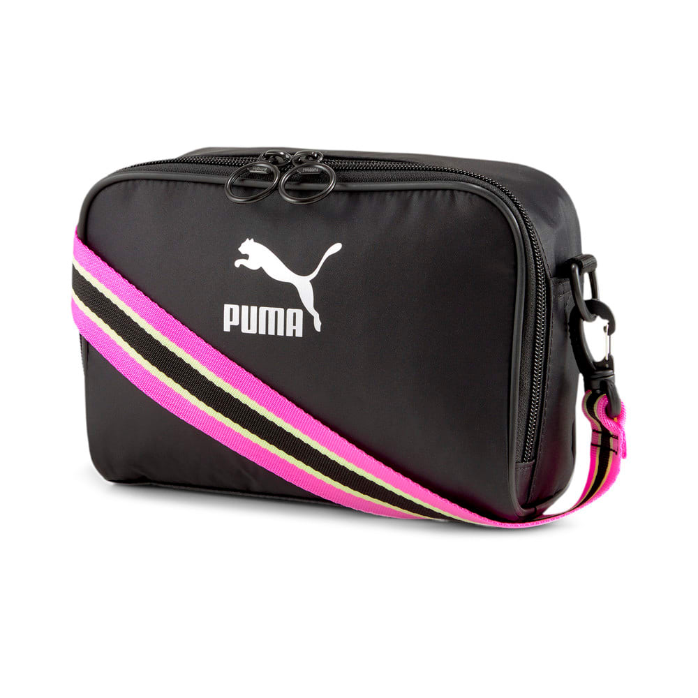 Изображение Puma Сумка Prime Fluo Shoulder Bag #1